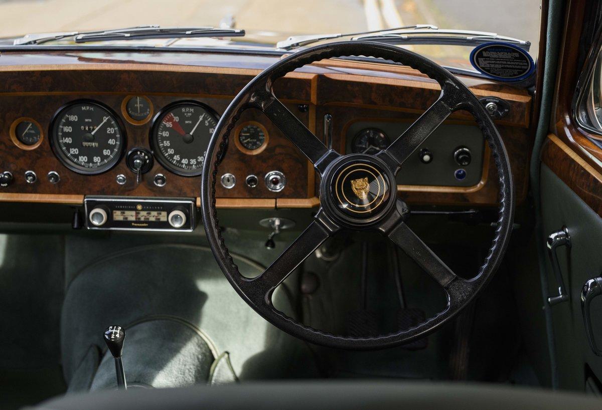 1959 Jaguar Mark 1 (RHD) For Sale (picture 13 of 24)