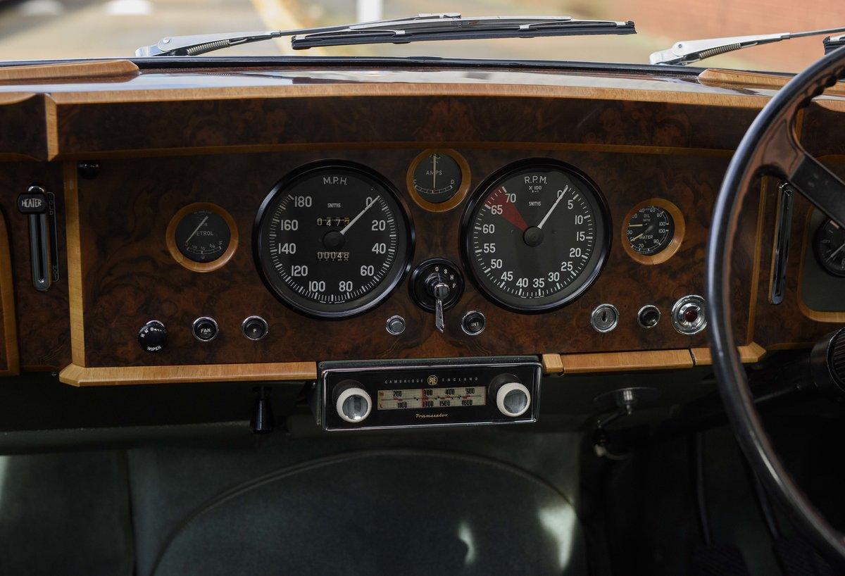 1959 Jaguar Mark 1 (RHD) For Sale (picture 15 of 24)