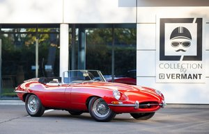 Jag. E-type OTS Series 1 1968 - Service History from 1985 -  For Sale