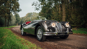 1956 JAGUAR XK 140 OTS SE, Mille Miglia Eligible For Sale