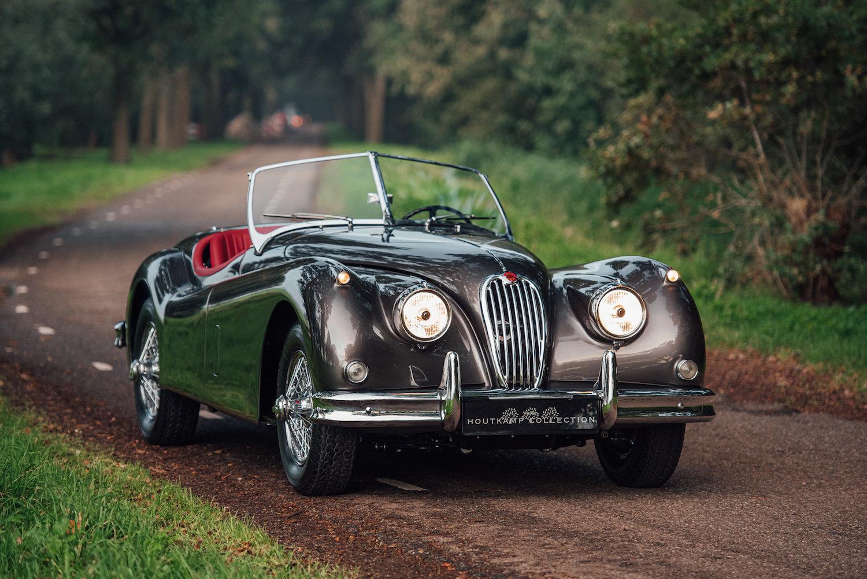 1956 JAGUAR XK 140 OTS SE, Mille Miglia Eligible For Sale (picture 2 of 6)