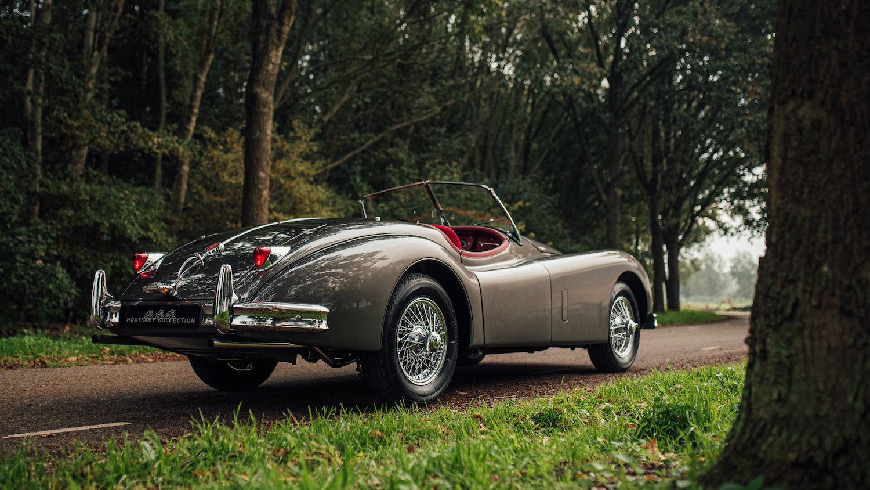 1956 JAGUAR XK 140 OTS SE, Mille Miglia Eligible For Sale (picture 3 of 6)