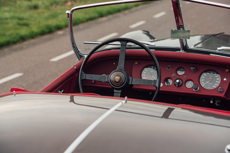 1956 JAGUAR XK 140 OTS SE, Mille Miglia Eligible For Sale (picture 5 of 6)