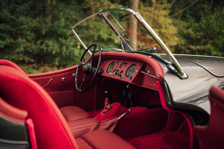 1956 JAGUAR XK 140 OTS SE, Mille Miglia Eligible For Sale (picture 6 of 6)