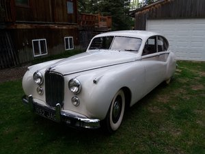 1952 Jaguar Mk 7 in original roadworthy condition