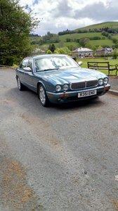 1998 Jaguar sovereign