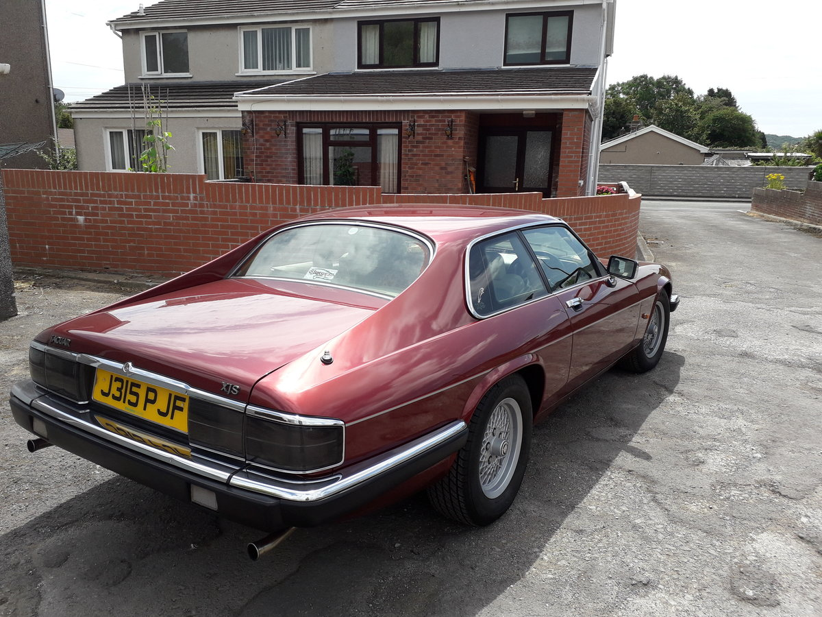 1991 Jaguar Xjs 52,000 miles - May take part exchange For Sale (picture 3 of 6)