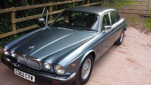 1986 Jaguar XJ6 SIII - Just 55,000 Fresh Re-Paint For Sale by Auction