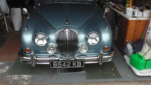 1961 Mk2 Offers invited.