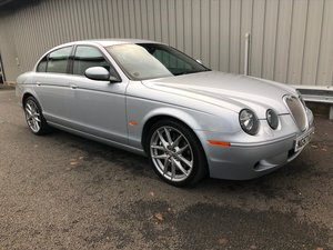2007 57 JAGUAR S-TYPE 4.2 S/C R 4D 400 BHP STR STRATSTONE LE For Sale
