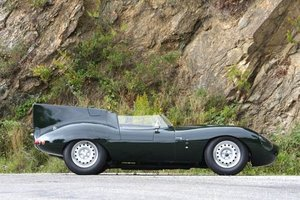 1963 Jaguar D type replica by realm engineering