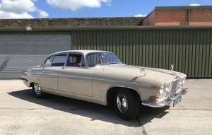 Jaguar 420G - Ex Wedding Car For Sale