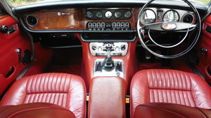 1973 Jaguar XJ6 Series 1 2.8 Manual o/d Just 13647 Miles from New SOLD