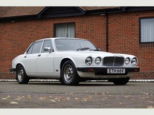 1979 Jaguar XJ 4.2 Series 2/3 XJ6 4dr White For Sale