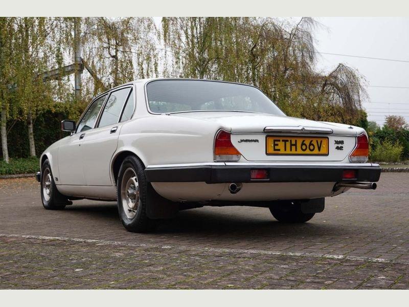 1979 Jaguar XJ 4.2 Series 2/3 XJ6 4dr White For Sale | Car ...