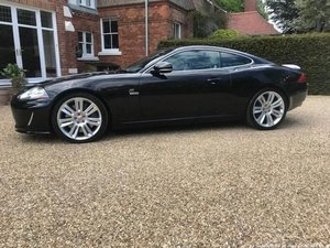 2010 Jaguar XKR - 93000 FJSH Two Owners