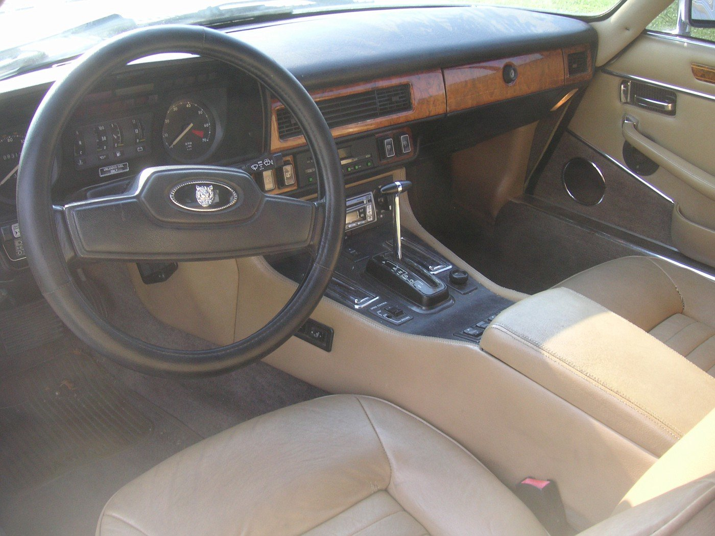 1988 Jaguar XJS V-12 Hess & Eisenhardt Convertible For Sale (picture 2 of 6)