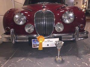 1960 Jaguar mkii