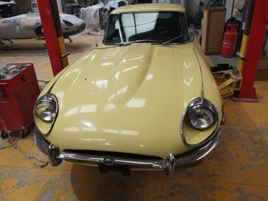 1970, e type 2+2 Manual car. Last owner since 1992. For Sale