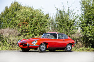 1967 Jaguar E-Type Series I 4.2-Litre Coupé