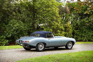 1967 Jaguar E-Type 4.2-Litre Series I½ Roadster