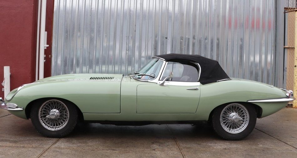 1968 Jaguar E-Type Roadster s1.5 For Sale (picture 2 of 6)