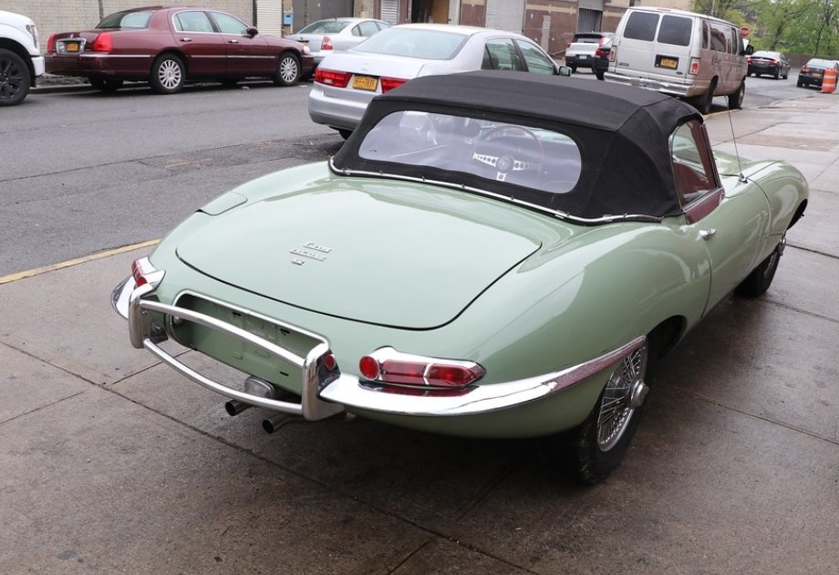 1968 Jaguar E-Type Roadster s1.5 For Sale (picture 3 of 6)