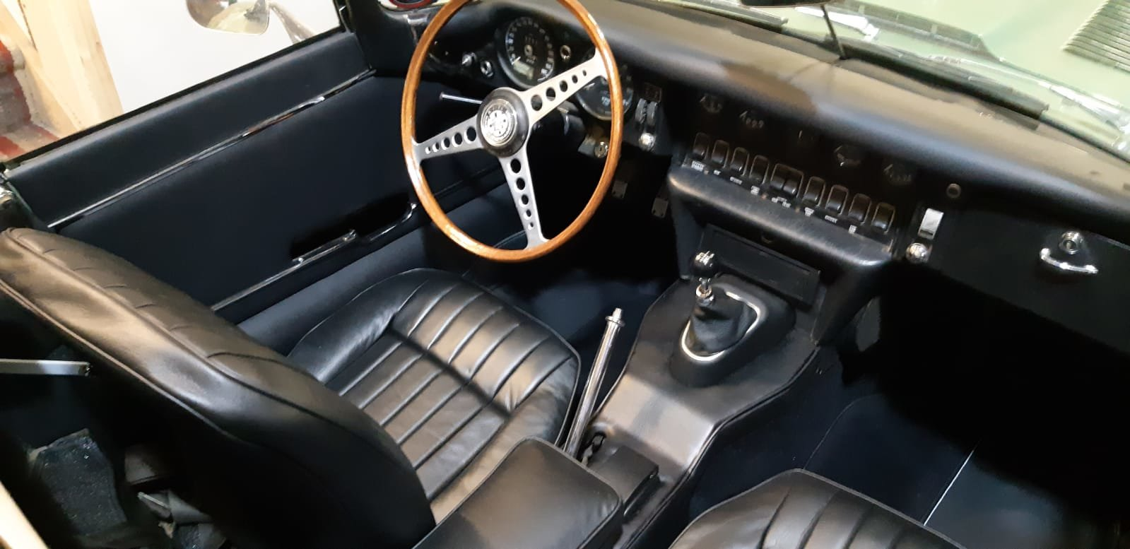 1968 Jaguar E-Type Roadster s1.5 For Sale (picture 6 of 6)