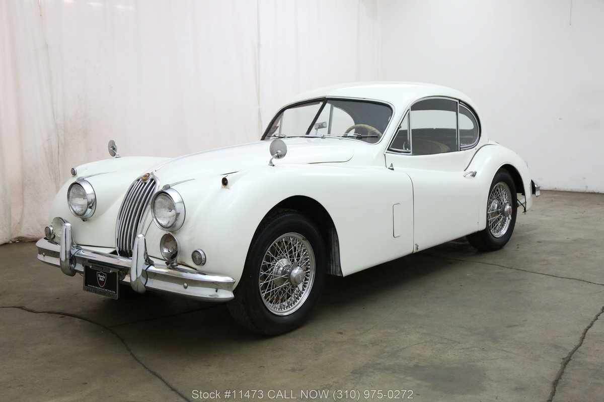 1955 Jaguar XK140 Fixed Head Coupe For Sale   Car And Classic