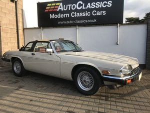 1985 Jaguar XJS-C, 57,000 Miles, Manual, One of only Two     For Sale