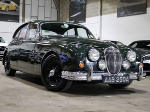 1963 A Reg Jaguar 3.8 Mark 2
