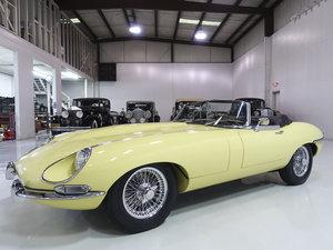 1968 Jaguar E-Type Series 1 1/2 Roadster For Sale