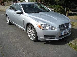2010 Jaguar xf s 3.0 litre v6 td luxury auto saloon For Sale