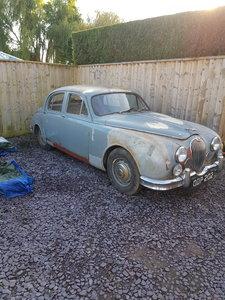 1957 Jaguar Mark 1 3.4 For Sale