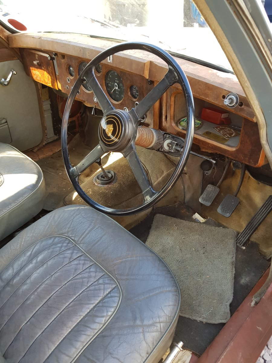 1957 Jaguar Mark 1 3.4 For Sale (picture 4 of 6)