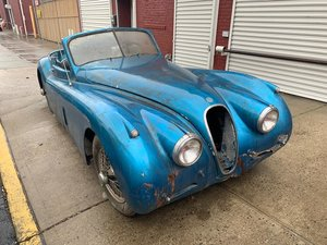 # 23123 1953 Jaguar XK120 Roadster   For Sale