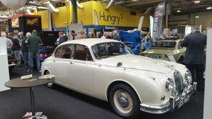 1960 Jaguar Mk2 2.4 54,250 miles £12,000 - £15,000