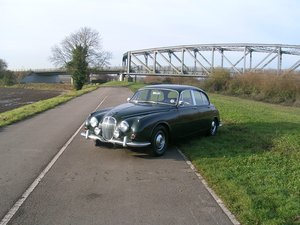 1968 1970 Jaguar Mark II 2.4/240 Saloon Historic Vehicle Resto For Sale