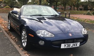 2001 Jaguar XKR Stunning low mileage