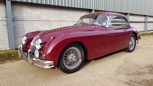 1958 Jaguar XK150 3.4SE Coupe - UK car, 3 owners,  For Sale