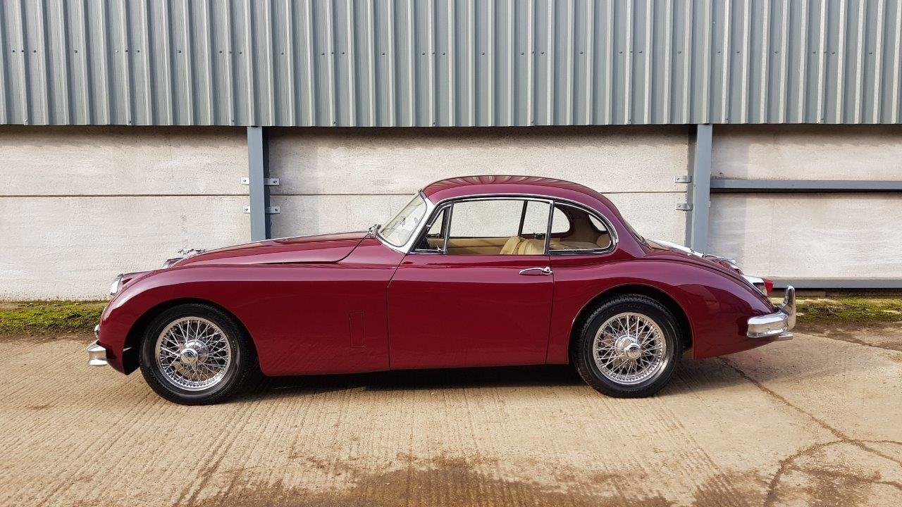 1958 Jaguar XK150 3.4SE Coupe - UK car, 3 owners,  For Sale (picture 2 of 6)