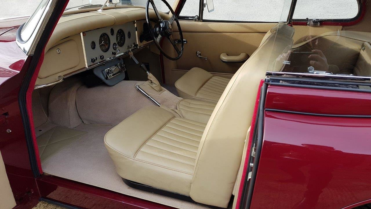 1958 Jaguar XK150 3.4SE Coupe - UK car, 3 owners,  For Sale (picture 4 of 6)