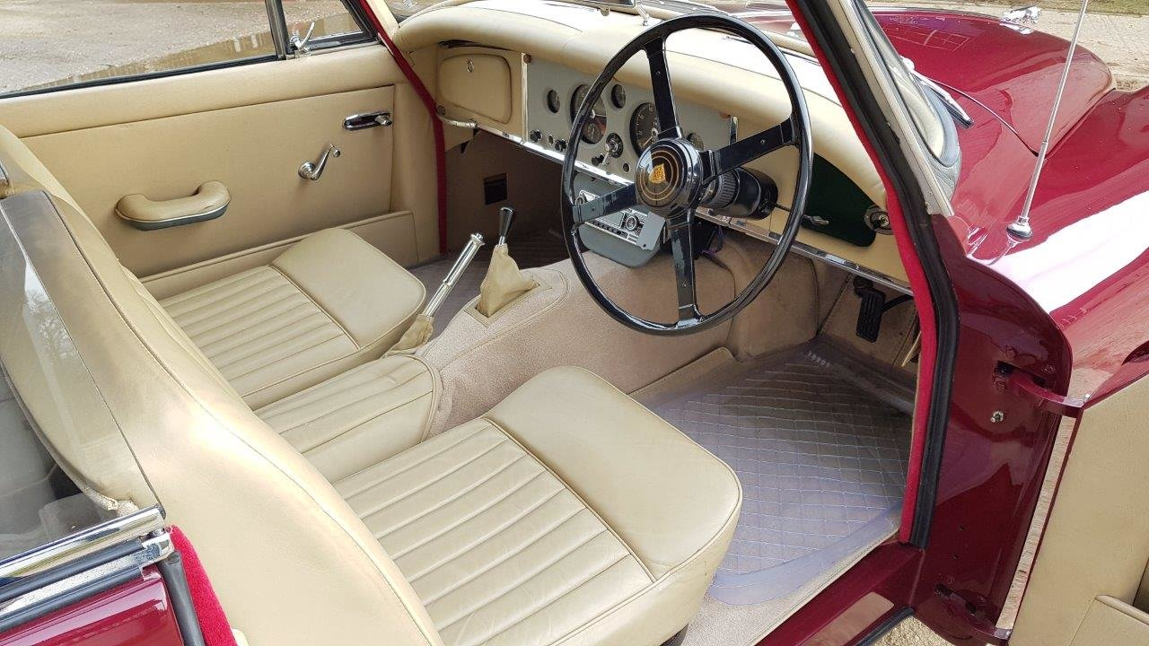 1958 Jaguar XK150 3.4SE Coupe - UK car, 3 owners,  For Sale (picture 5 of 6)