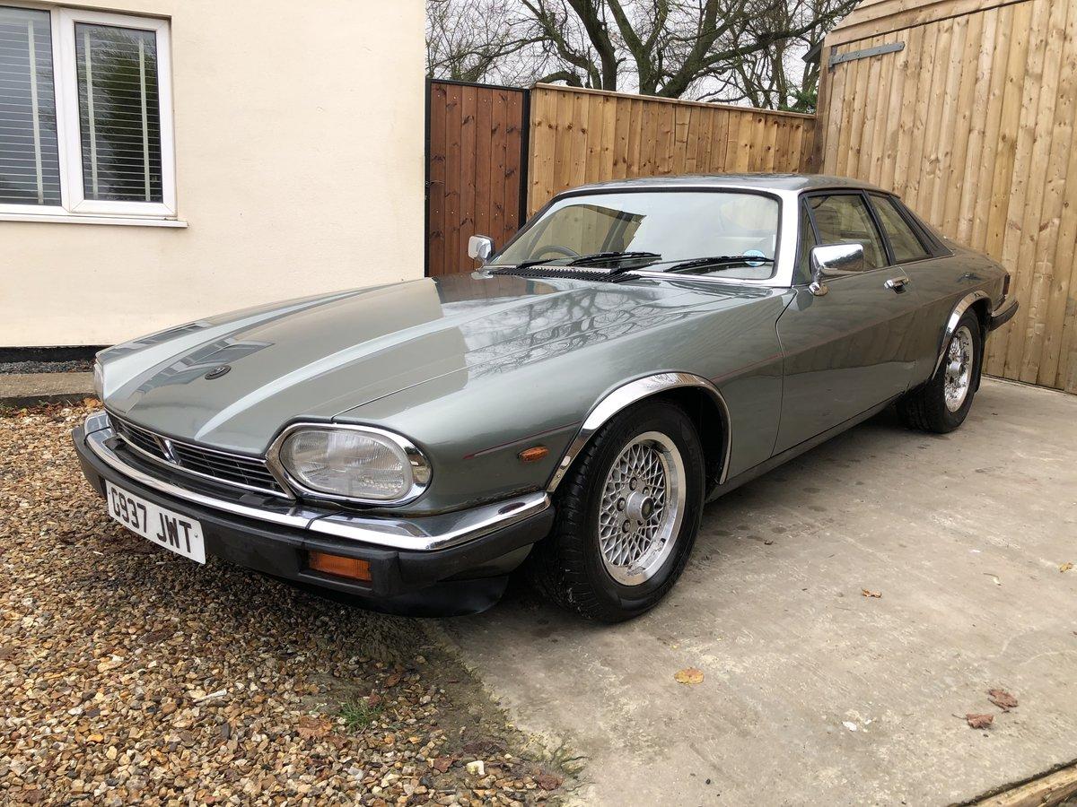1989 Jaguar xjs 3.6 SOLD | Car and Classic
