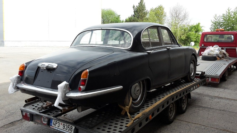 1965 Jaguar S Type For Sale   Car And Classic