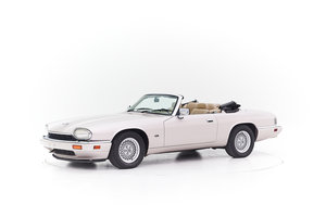 1994 JAGUAR XJS CABRIOLET for sale by auction For Sale by Auction