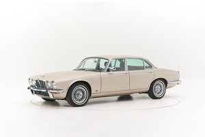1976 JAGUAR XJ12 5,3 for sale by auction For Sale by Auction