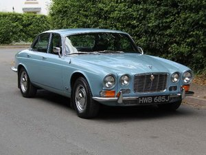 1970 Jaguar XJ6 Series I 2.8 Manual Overdrive For Sale