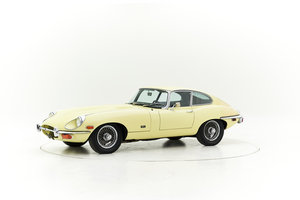 1971 JAGUAR E-TYPE (XK-E) 4.2L I6 COUPE for sale by auction For Sale by Auction