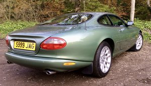 1998 Jaguar XK8 4.0 Litre Coupe For Sale